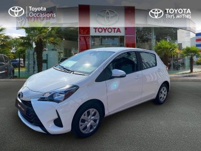 Toyota Yaris 110 VVT-i Ultimate 5p - <small></small> 13.690 € <small>TTC</small> - #1