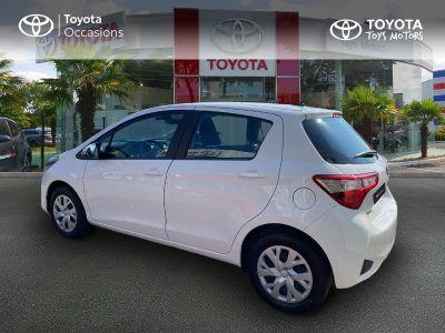 Toyota Yaris 110 VVT-i Ultimate 5p - <small></small> 13.690 € <small>TTC</small> - #2