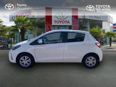 Toyota Yaris 110 VVT-i Ultimate 5p - <small></small> 13.690 € <small>TTC</small> - #3