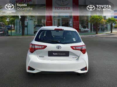 Toyota Yaris 110 VVT-i Ultimate 5p - <small></small> 13.690 € <small>TTC</small> - #4