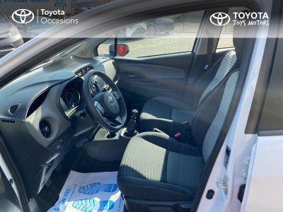 Toyota Yaris 110 VVT-i Ultimate 5p - <small></small> 13.690 € <small>TTC</small> - #11