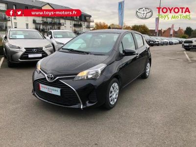 Toyota YARIS 90 D-4D France 5p