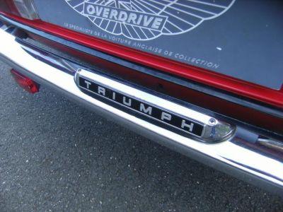 Triumph SPITFIRE 1500 FH - <small></small> 13.900 € <small>TTC</small> - #9