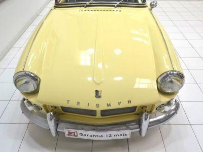 Triumph SPITFIRE MK2 - <small></small> 24.900 € <small>TTC</small> - #11