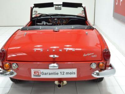 Triumph SPITFIRE MK3 - <small></small> 23.900 € <small>TTC</small> - #6