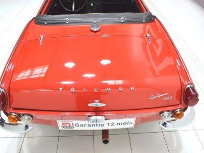 Triumph SPITFIRE MK3 - <small></small> 23.900 € <small>TTC</small> - #21