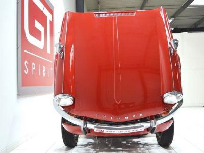 Triumph SPITFIRE MK3 - <small></small> 23.900 € <small>TTC</small> - #40