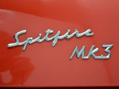 Triumph SPITFIRE MK3 - <small></small> 23.900 € <small>TTC</small> - #50