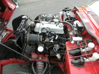 Triumph SPITFIRE MK3 - <small></small> 19.900 € <small>TTC</small>