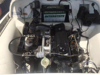 Triumph TR3 A - <small></small> 29.900 € <small>TTC</small> - #8