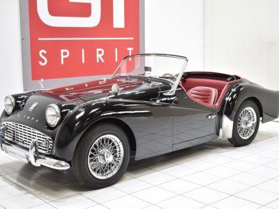 Triumph TR3 A Overdrive - <small></small> 39.900 € <small>TTC</small> - #1