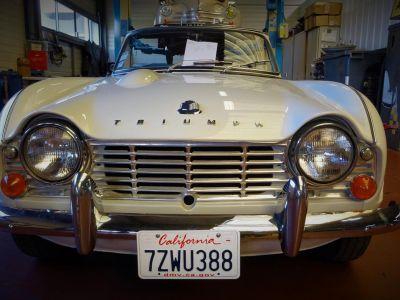 Triumph TR4 2.2 - <small></small> 32.500 € <small>TTC</small> - #3