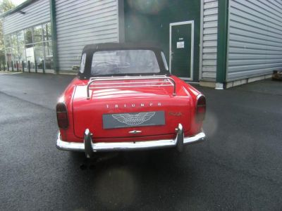 Triumph TR4 A - <small></small> 28.000 € <small>TTC</small> - #3