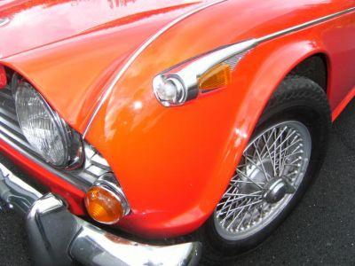 Triumph TR4 A - <small></small> 28.000 € <small>TTC</small> - #6