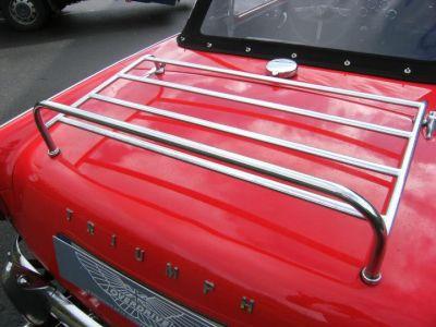 Triumph TR4 A - <small></small> 28.000 € <small>TTC</small> - #9