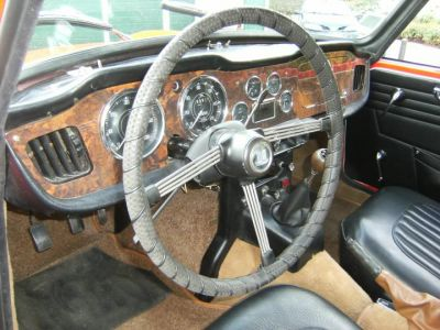 Triumph TR4 A - <small></small> 28.000 € <small>TTC</small> - #11