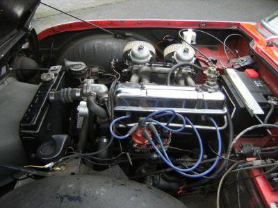 Triumph TR4 A - <small></small> 28.000 € <small>TTC</small> - #16