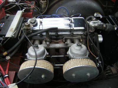 Triumph TR4 A - <small></small> 28.000 € <small>TTC</small> - #17