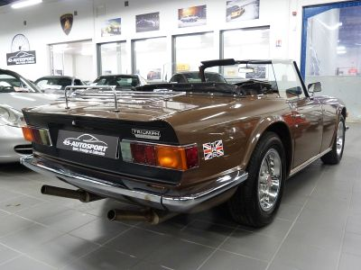 Triumph TR6 2.5 6 CYLINDRES - <small></small> 22.990 € <small>TTC</small>