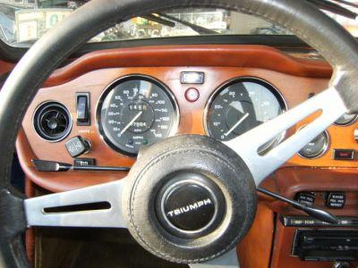 Triumph TR6 CARBU - <small></small> 24.500 € <small>TTC</small>