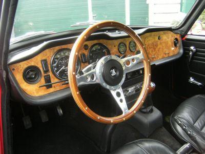 Triumph TR6 PI 150 CV - <small></small> 29.900 € <small>TTC</small>