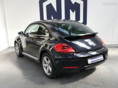 Volkswagen Beetle COCCINELLE / NEW-BEETLE 2.0 TDI 140ch DSG - <small></small> 11.990 € <small>TTC</small> - #2