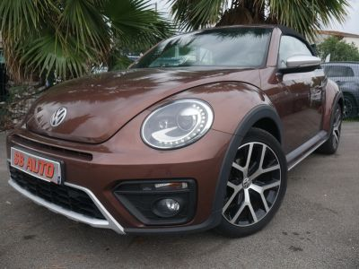 Volkswagen Coccinelle CABRIOLET 2.0 TDI 110CH BLUEMOTION TECHNOLOGY DUNE - <small></small> 21.890 € <small>TTC</small>