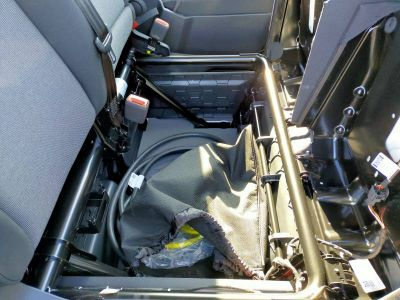 Volkswagen Crafter VAN e- 35 L3H3 136 CH BVA - <small></small> 44.900 € <small>TTC</small> - #20
