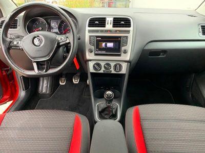 Volkswagen CrossPolo 1.2 TSI 90ch 5p - <small></small> 11.990 € <small>TTC</small>
