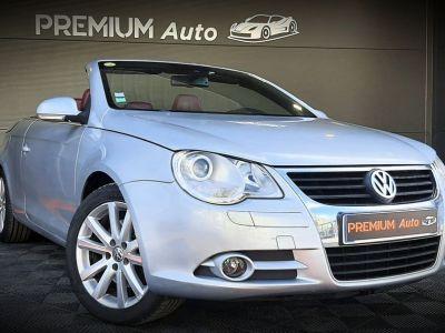 Volkswagen EOS 2.0 16S TDI 140 FAP Carat DSG boite auto séquentielle cabriolet - <small></small> 7.990 € <small>TTC</small> - #1