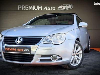 Volkswagen EOS 2.0 16S TDI 140 FAP Carat DSG boite auto séquentielle cabriolet - <small></small> 7.990 € <small>TTC</small> - #2