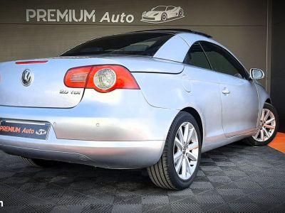 Volkswagen EOS 2.0 16S TDI 140 FAP Carat DSG boite auto séquentielle cabriolet - <small></small> 7.990 € <small>TTC</small> - #4