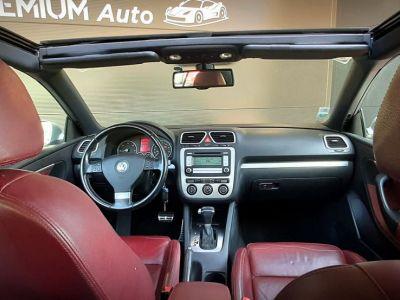 Volkswagen EOS 2.0 16S TDI 140 FAP Carat DSG boite auto séquentielle cabriolet - <small></small> 7.990 € <small>TTC</small> - #5