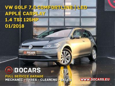 Volkswagen Golf 1.4 TSI 125pk Comfortline | LED |Apple Carplay - <small></small> 15.700 € <small>TTC</small> - #1