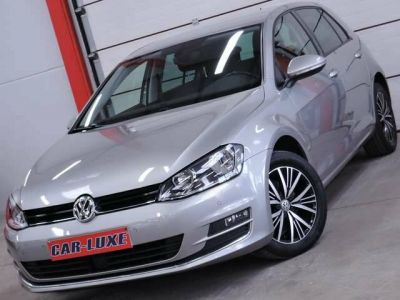 Volkswagen Golf 1.6 CR TDI 11OCV ALLSTAR GPS CLIM JANTES 16 - <small></small> 12.950 € <small>TTC</small> - #1