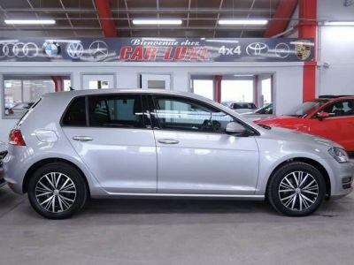 Volkswagen Golf 1.6 CR TDI 11OCV ALLSTAR GPS CLIM JANTES 16 - <small></small> 12.950 € <small>TTC</small> - #10