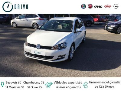 Volkswagen Golf 2.0 TDI 150ch BlueMotion Technology FAP Carat 4Motion 5p - <small></small> 15.980 € <small>TTC</small>