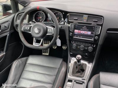 Volkswagen Golf 7 GTI Clubsport 2.0 TSI 265ch BVM6 / Dynaudio + App Connect - <small></small> 29.490 € <small>TTC</small> - #4