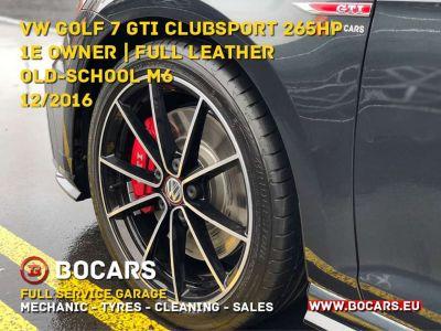 Volkswagen Golf GTI 2.0 TSI Clubsport | 1e owner | VERKOCHT - VENDU - SOLD - <small></small> 27.950 € <small>TTC</small> - #4