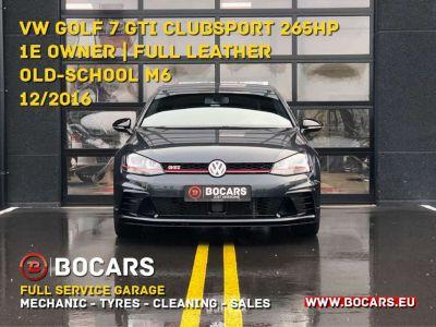 Volkswagen Golf GTI 2.0 TSI Clubsport | 1e owner | VERKOCHT - VENDU - SOLD - <small></small> 27.950 € <small>TTC</small> - #12