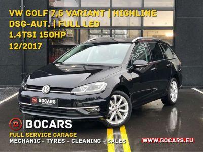 Volkswagen Golf Variant 1.4 TSI 150pk Highline|LED-lichten|DSG-automaat - <small></small> 18.990 € <small>TTC</small> - #1