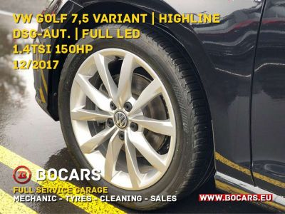 Volkswagen Golf Variant 1.4 TSI 150pk Highline|LED-lichten|DSG-automaat - <small></small> 18.990 € <small>TTC</small> - #4