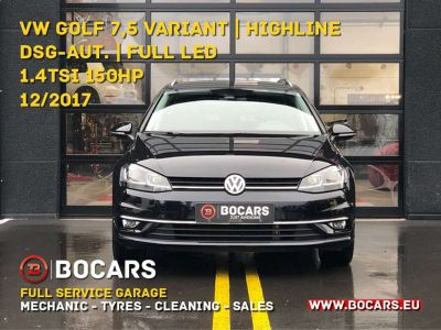 Volkswagen Golf Variant 1.4 TSI 150pk Highline|LED-lichten|DSG-automaat - <small></small> 18.990 € <small>TTC</small> - #11