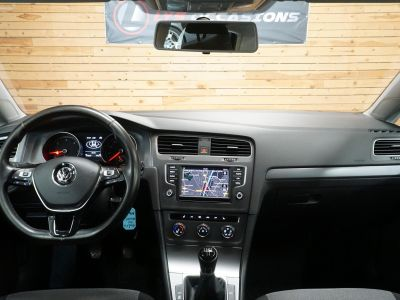 Volkswagen Golf VII 1.6 TDI 110 BMT CONFORT BUSINESS 5P - <small></small> 12.990 € <small>TTC</small> - #22