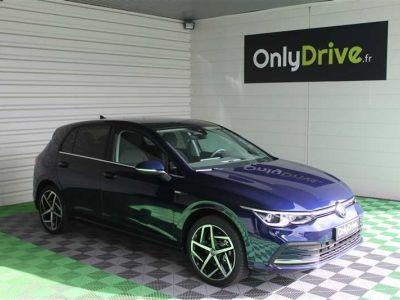Volkswagen Golf VIII 2.0 TDI SCR 150 DSG7 Style 1st - <small></small> 31.990 € <small>TTC</small> - #1