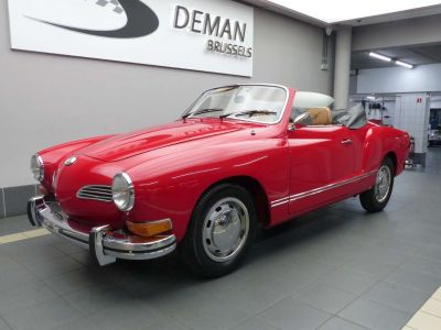 Volkswagen Karmann Ghia Cabriolet type 14 - <small></small> 39.900 € <small>TTC</small> - #1