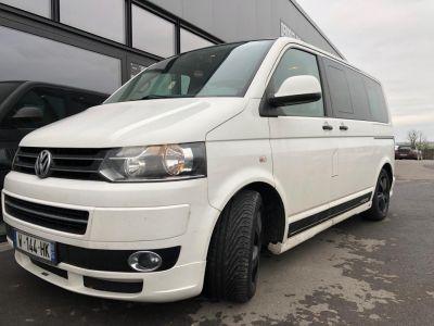 Volkswagen Multivan 2.0 BiTDI 180 FAP Confortline Court - <small></small> 24.550 € <small>TTC</small> - #1