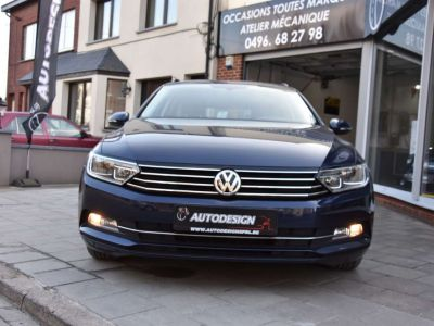 Volkswagen Passat Variant 1.6 CR TDi Comfortline DSG - GPS - FRONT ASSIST - <small></small> 18.990 € <small>TTC</small> - #11