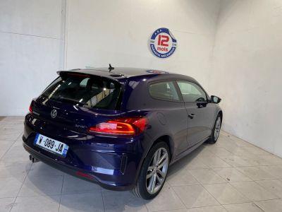 Volkswagen Scirocco 2.0 TDI 184CH BLUEMOTION TECHNOLOGY FAP R-LINE - <small></small> 17.990 € <small>TTC</small> - #4