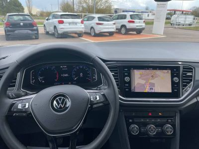 Volkswagen T-Roc 1.5 TSI 150 EVO Start/Stop BVM6 Carat - <small></small> 28.660 € <small>TTC</small> - #5
